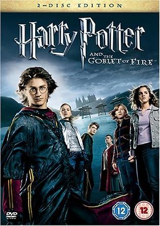 Harry Potter & Goblet of Fire [Reino Unido] [DVD]: Amazon.es ...