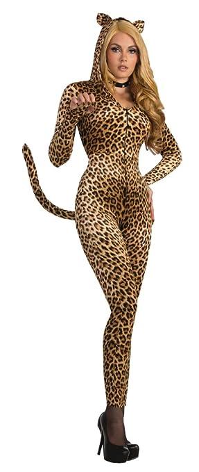 b14285354437 Bristol Novelty 78846 Sly Leopard Costume, UK Size 10-14: Amazon.co ...
