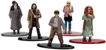 Jada- Nano MetalsFig Pack 5 Figuras Harry Potter, Multicolor (JADA99439): Amazon.es: Juguetes y juegos