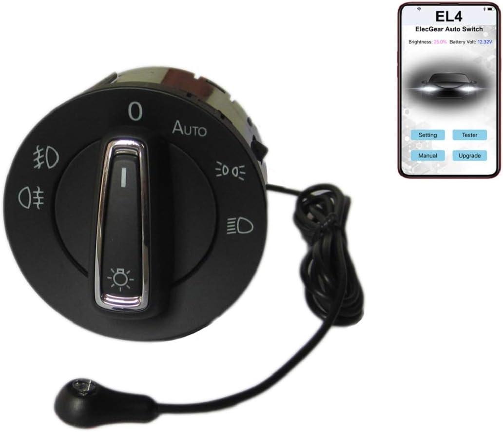 Headlight Bluetooth App Control Coming Leaving Home Module ...