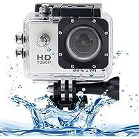 Sports Cameras, SJCAM SJ4000 Full HD 1080P 1.5 inch LCD Sports Camcorder with Waterproof Case, 12.0 Mega CMOS Sensor, 30m Waterproof