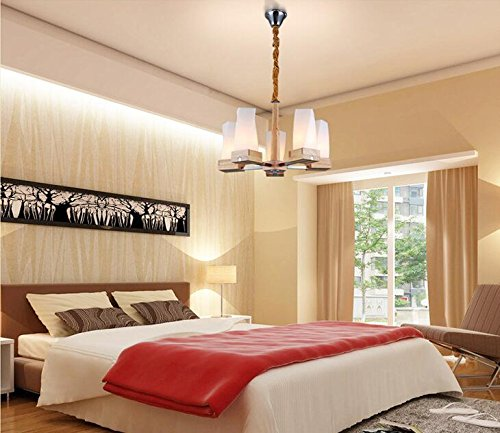 Yan Nuova Quercia lampada lampadario pendente lampada camera ...