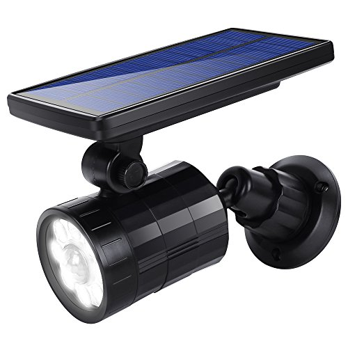 Solar Powered Motion Security Light in US - 5
