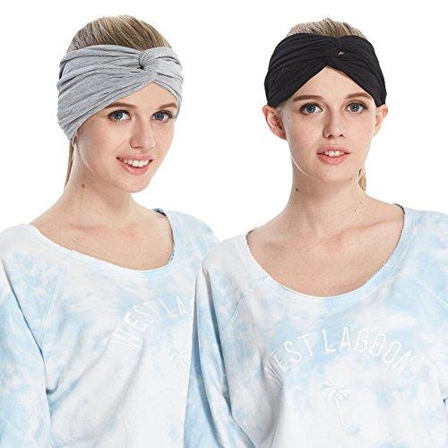 Stretchy Headbands Headwraps Headband Exercise
