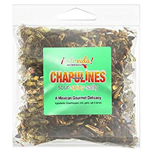 Chapulinas | Adobados | Toasted Grasshoppers