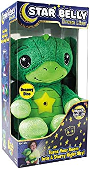 Ontel Star Belly Dream Lites, Stuffed Animal Night Light