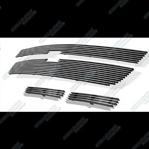 05 Chevy Silverado 3500 Grille (06 Chevy Silverado 1500/05-06 2500HD/3500/07 Classic Billet Grille)