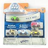 Nitro Micro Machine Cars Series 1 5 Assorted Styles [Toy]