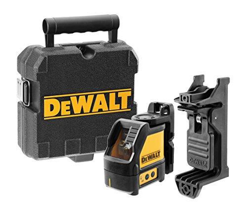 DEWALT DW088K Self-Leveling Cross Line Laser Self Level