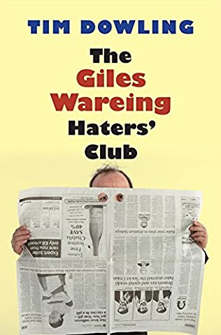 book cover of The Giles Wareing Haters\' Club