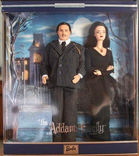 Morticia Addams Doll - The Addams Family