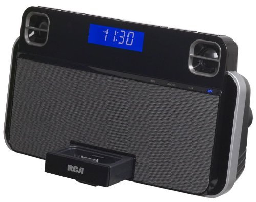 RCA RC180i App-Enhanced Portable Docking System for iPod and iPhone