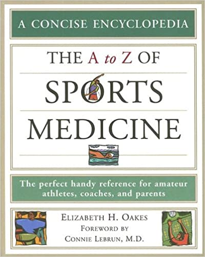 Book The A to Z of Sports Medicine