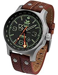 Vostok Europe Expedition North Pole 1 Dual Time 515.24H/595A501