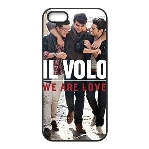 Il Volo Il Volo iphone 4 4S Cell Phone Case Black Phone Accessories JV1GG014