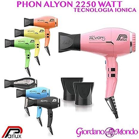 secador parlux secador de pelo alyon - w Profesional para peluquería: Amazon.es: Belleza