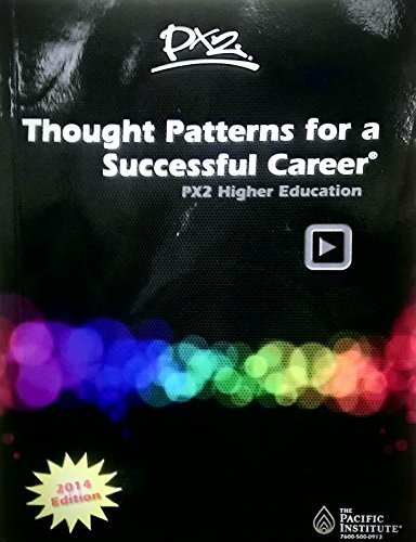 Thought Patterns F/Success.Career W/Cd