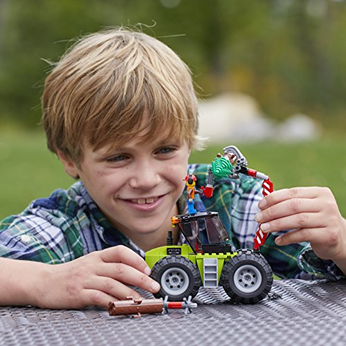 LEGO City Forest Tractor 60181 Building Kit (174 Piece) by LEGO (Image #2)