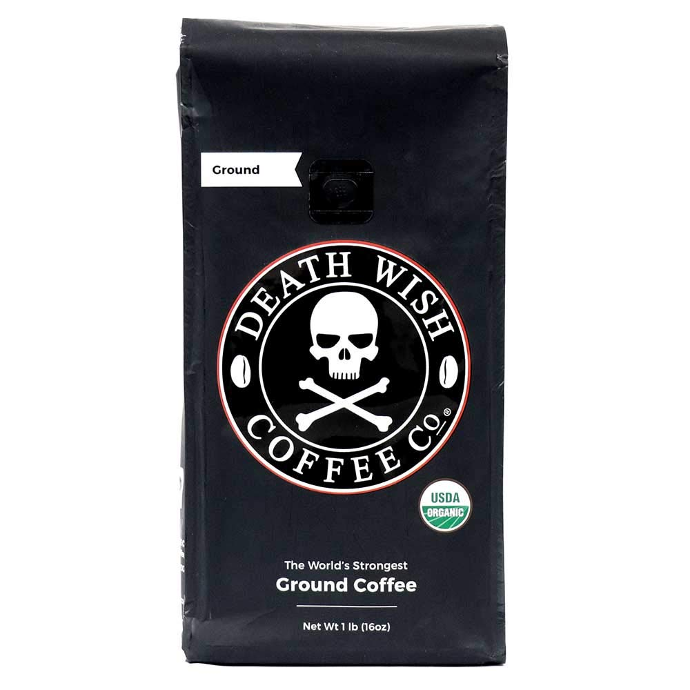 Death Wish Organic Whole Bean Coffee Review