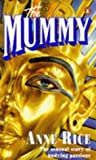 Front cover for the book The Mummy or Ramses the Damned by Anne Rice