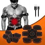Best Ab Toner Belts - Pro USB Charging Muscle Toner Abdominal Toning Belt Review