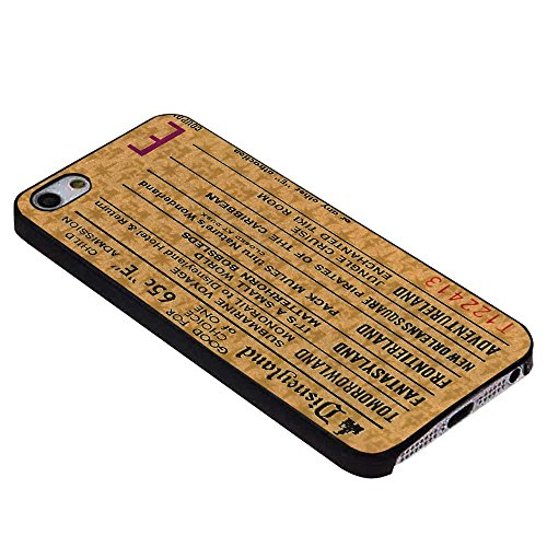 disney ticket iphone 6 case - 3