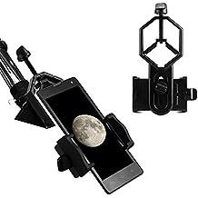 Eyeskey Universal Phone Spotting Scope Adapter Mount Compatible with Telescope, Spotting Scopes, Binoculars, 106g (3.75oz)