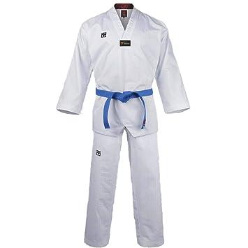 Amazon.com: MOOTO Korea Taekwondo Basic 4.5 Uniform Dobok ...