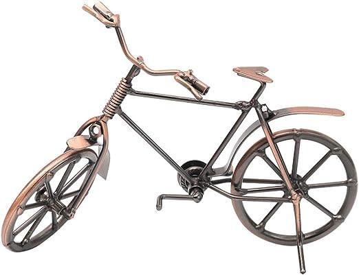 Estilo de la Vendimia de la Bicicleta Modelo Hierro Bicicleta ...