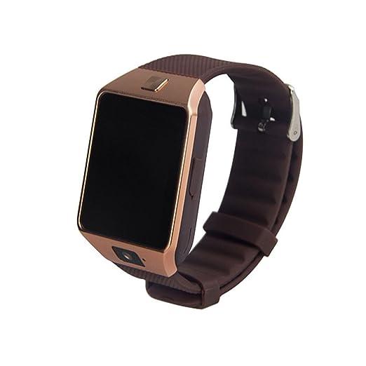 LayOPO DZ09 Smartwatch, Bluetooth Mutifuncional Reloj de Pulsera ...