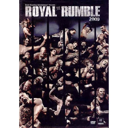 WWE Royal Rumble 2009 Limited Edition Collector Tin - DVD (Wwe Tin Dvd)