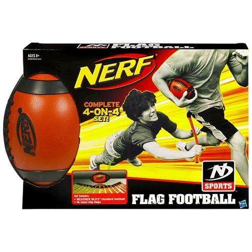NERF Sport Flag Football Set by NERF