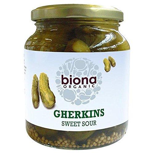 Biona Organic Gherkins - 350g ()