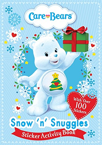 Snow 'N' Snuggles Sticker Activity Book (Care Bears)