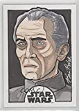 Kevin P West #1/1 (Trading Card) 2016 Topps Star Wars: Rogue One: Mission Briefing - Sketch Cards #KEWE