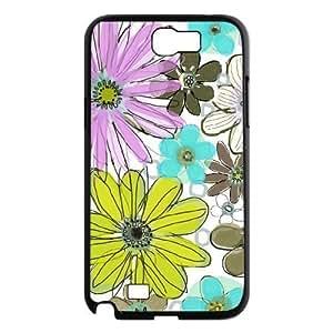 Vintage Flower ZLB543870 Custom Ipod Touch 4 Case