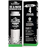 Refrigerator Water Filter For Replacement Of Models UKF8001, 4396395, EDR4RXD1B That Are Found In Bottom Freezer And Side-By-Side Refrigerators In Big Name Brands - (1 Pack)
