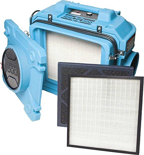 Negative Hepa Air Cleaner : Dri eaz f defendair hepa air purifier negative