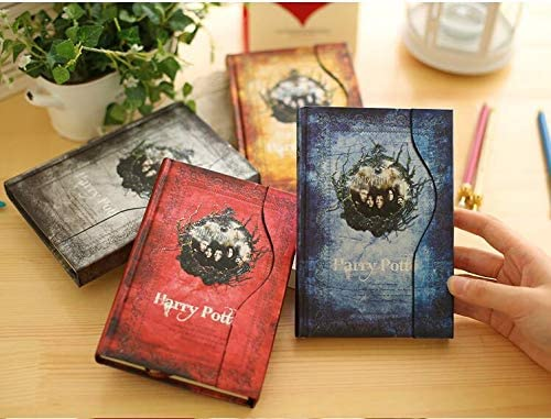 REFIT Harry Potter Agenda de cuadernos con calendario 2019 ...