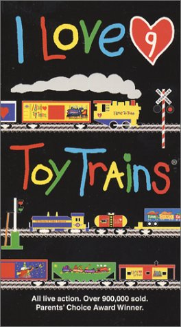 I Love Toy Trains 9 [VHS]