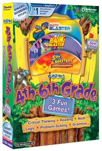 Playzone! 2003 4th - 6th Grade -