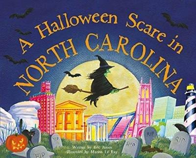 A Halloween Scare in North Carolina(Hardback) - 2015 Edition]()