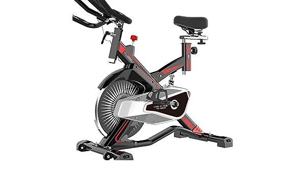 Bicicleta De Spinning Bicicleta silenciosa fija de entrenamiento ...