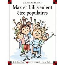AVLV 106 : Max et Lili veulent être populaires