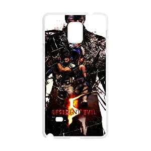 samsung galaxy note4 White Resident Evil phone case Christmas Gifts&Gift Attractive Phone Case HRN5C323717