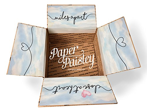 Miles Apart Care Package Sticker Kit by Paper Paisley