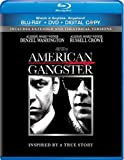 American Gangster (Unrated Extended Version Blu-ray + DVD + Digital Copy)