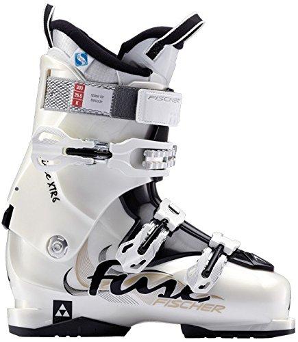 Fischer Fuse Xtr 6 Ski Boots Womens Sz 9.5 (26.5)