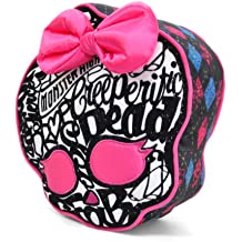 """Monster High Monster High Skullette Figural Pillow, 12 x 12"""""""