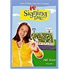 Signing Time Volume 5: ABC Signs DVD